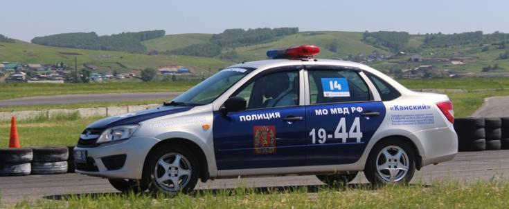 Сотрудники ГИБДД со всего Сибирского Федерального округа будут соревноваться в чемпионате по кольцевым автогонкам