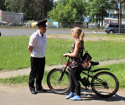 В Железногорске при поддержке общественников проводят акции «Безопасный переход»