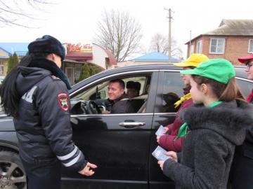 Автоинспекторы Кубани напомнили водителям важность соблюдения дорожных правил