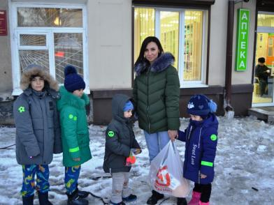 """В Северной Осетии проходит масштабная акция """"Безопасная пешеходная зона"""""""