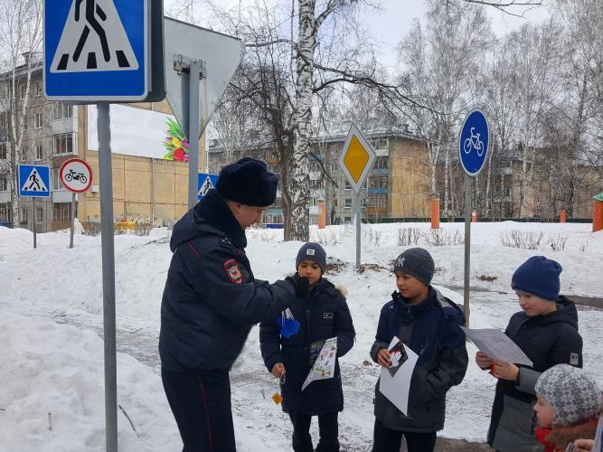 Госавтоинспекция Новосибирской области проводит комплекс профилактических мероприятий «Внимание - каникулы!»