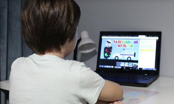 В Армавире школьники во время карантина онлайн изучают правила дорожного движения
