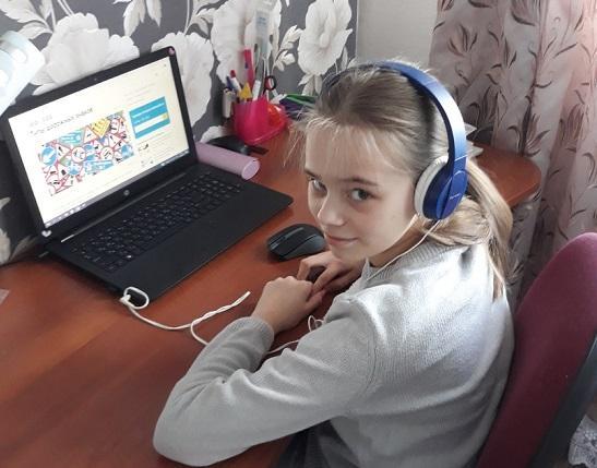 Юные инспекторы дорожного движения г. Сыктывкар приняли участие в онлайн-игре «Дорожный квиз»
