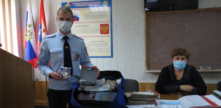 В Севастополе для инспекторов ДПС проводятся обучающие занятия по оказанию первой помощи пострадавшим в ДТП