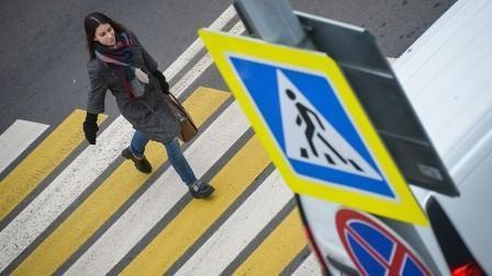 Брянским пешеходам и водителям напомнят о культуре дорожного движения