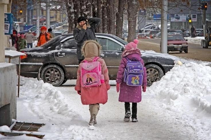 Правила поведения на улице и на дороге
