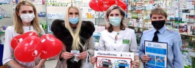Посетителей аптечных пунктов Новгородской области проинформировали о недопустимости управления транспортом при приеме определенных лекарственных препаратов