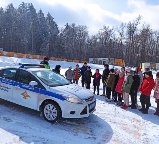 """Увлекательное мероприятие прошло в Татарстане для детей и вожатых, отдыхающих в лагере """"Камский Артек""""."""