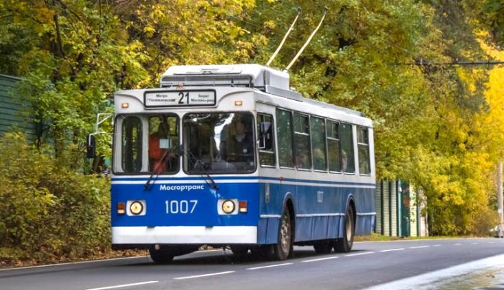 День рождения троллейбуса