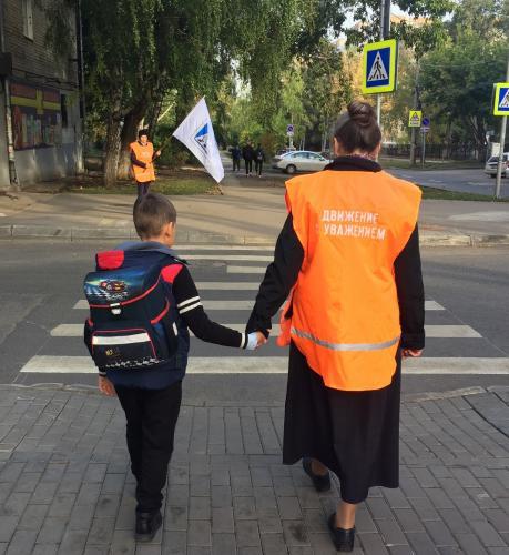 «Родительский патруль» Самарской области помогает детям соблюдать правила дорожного движения